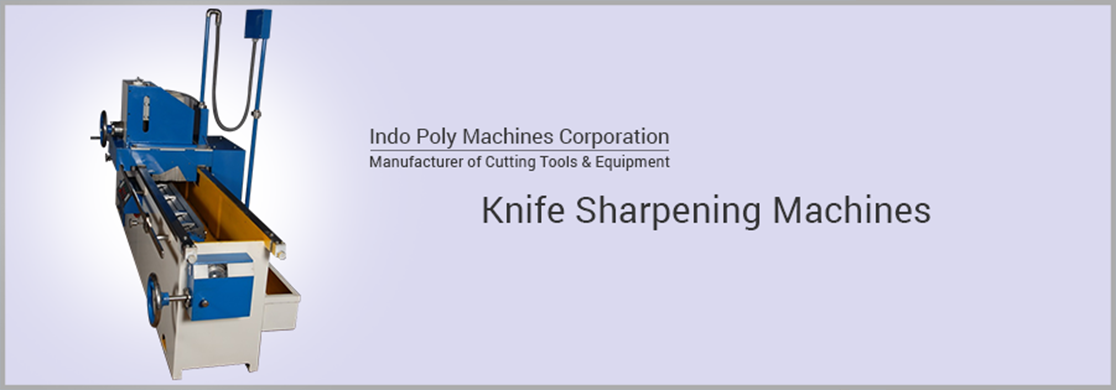 Knife Sharpening Machine